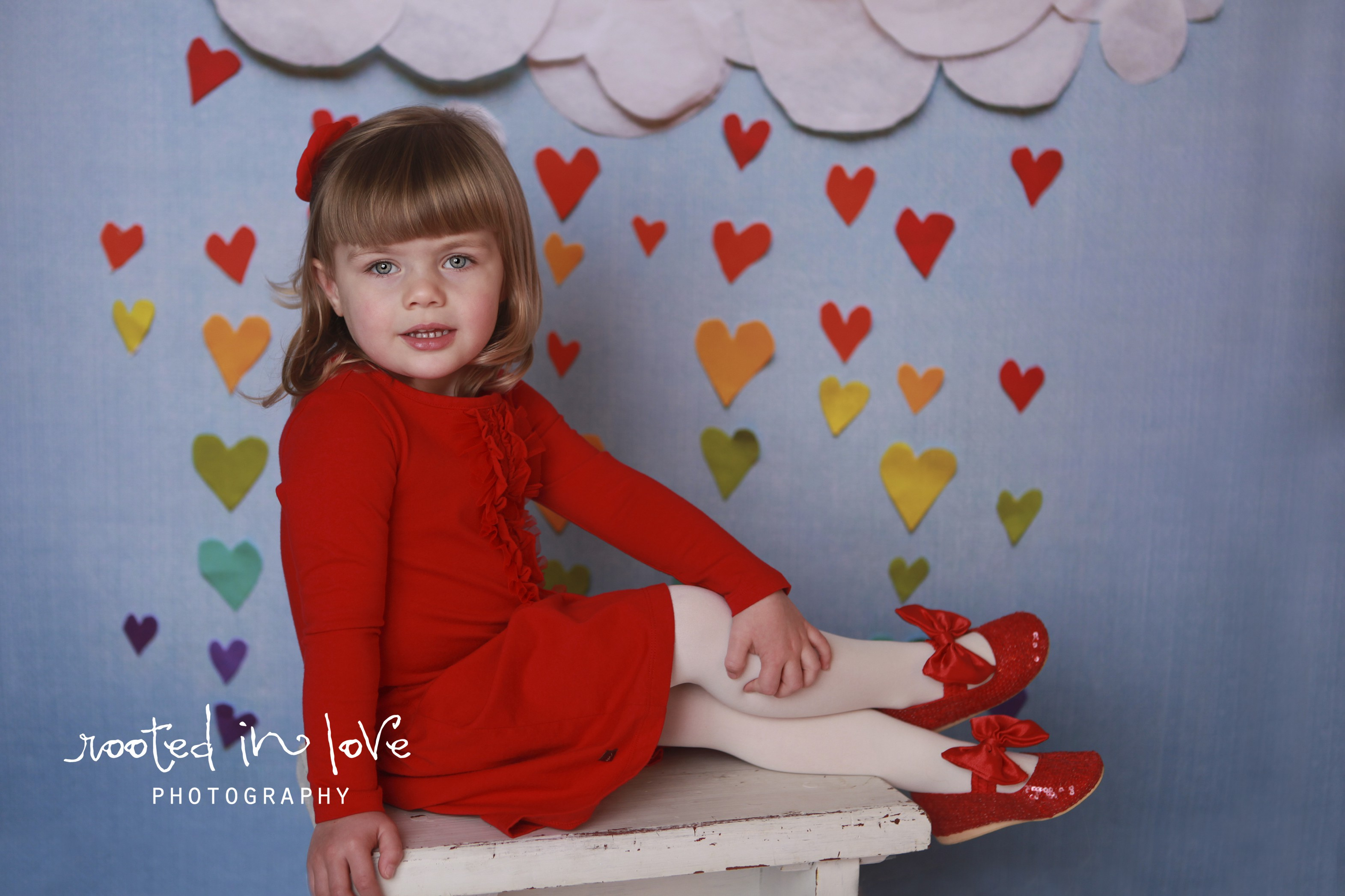Love me tender – Valentine mini sessions