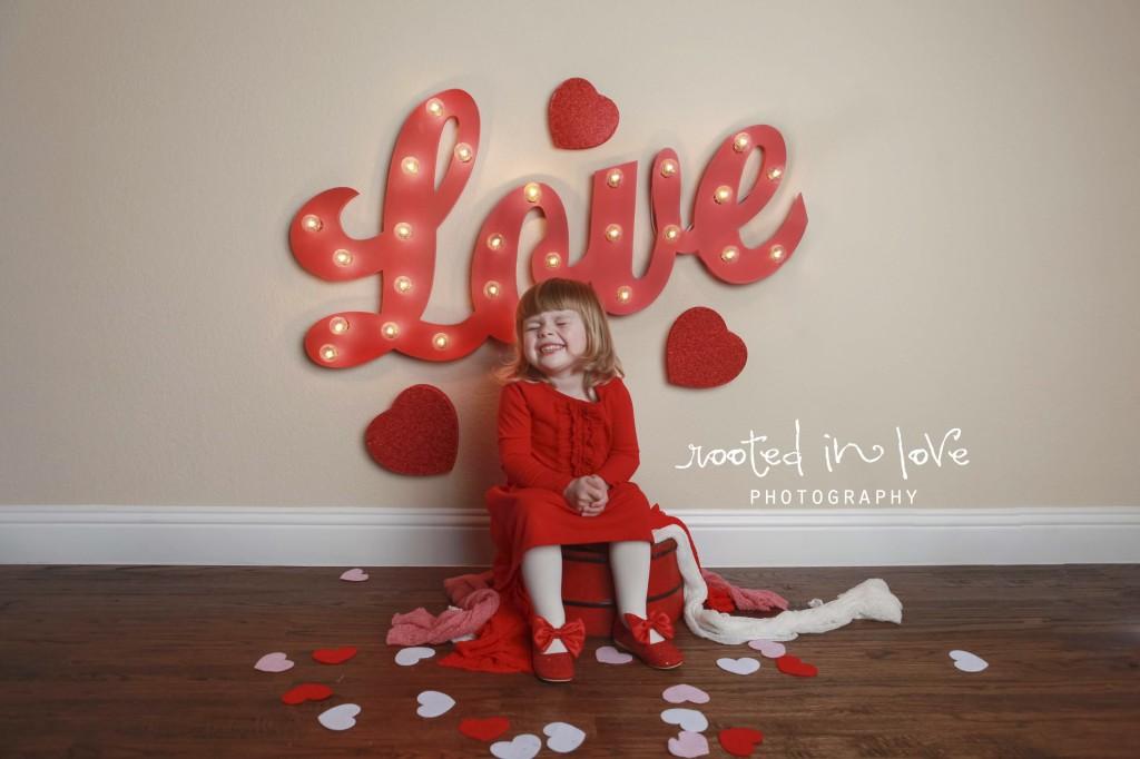 Fort Worth Valentine mini session
