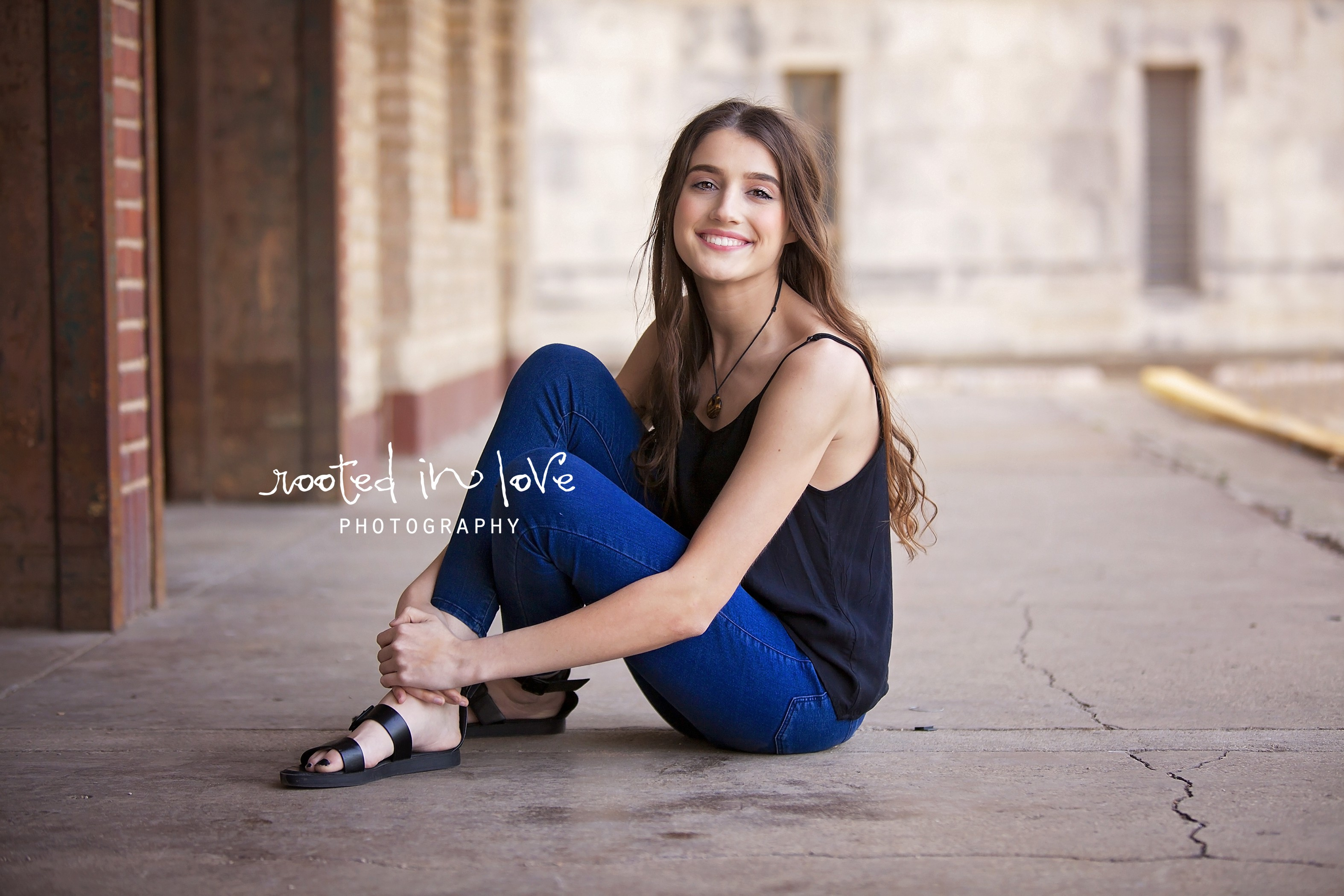 Fort Worth urban senior session | Fort Worth senior photographer