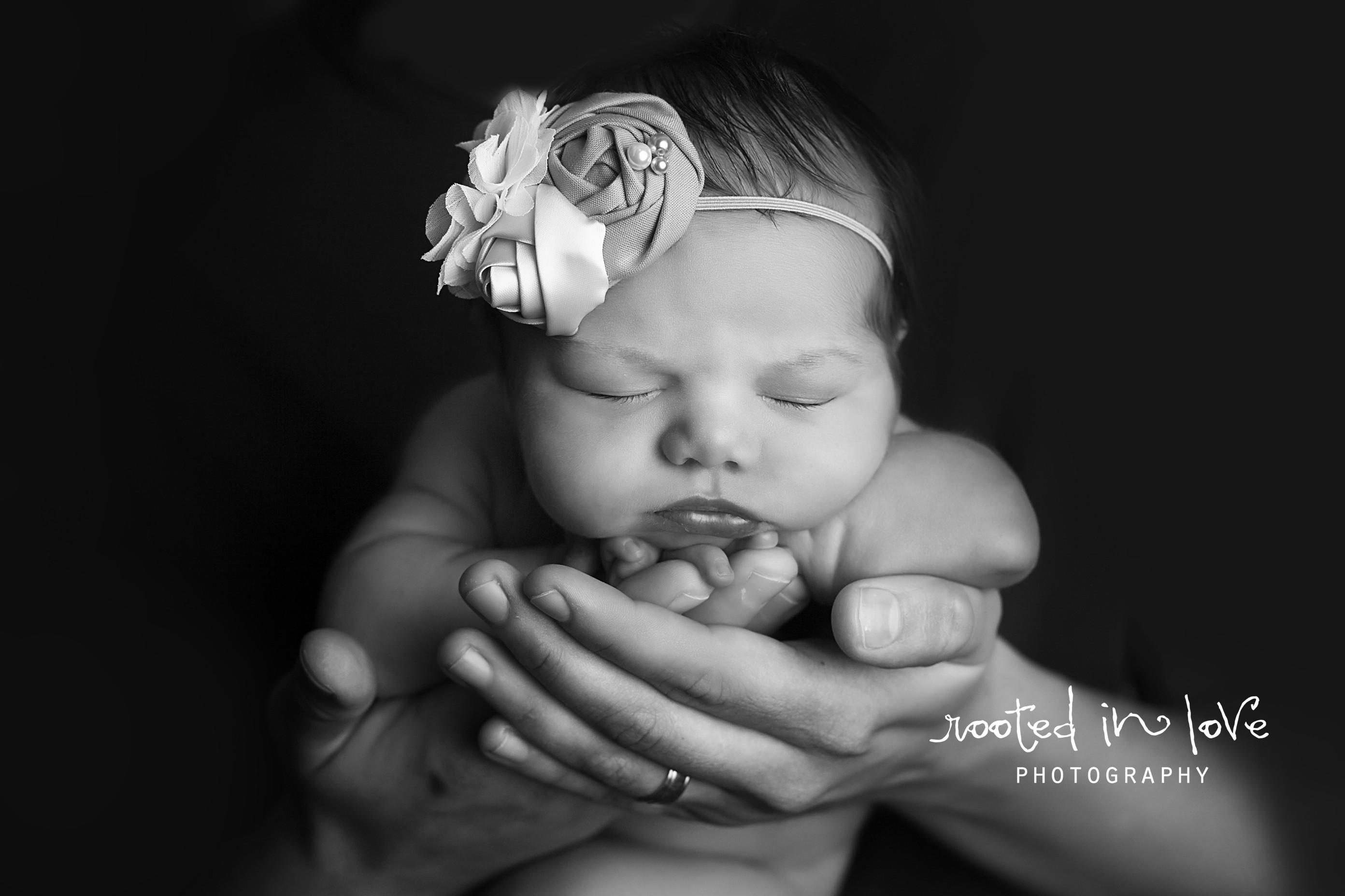 Baby Ellie | Fort Worth newborn photographer