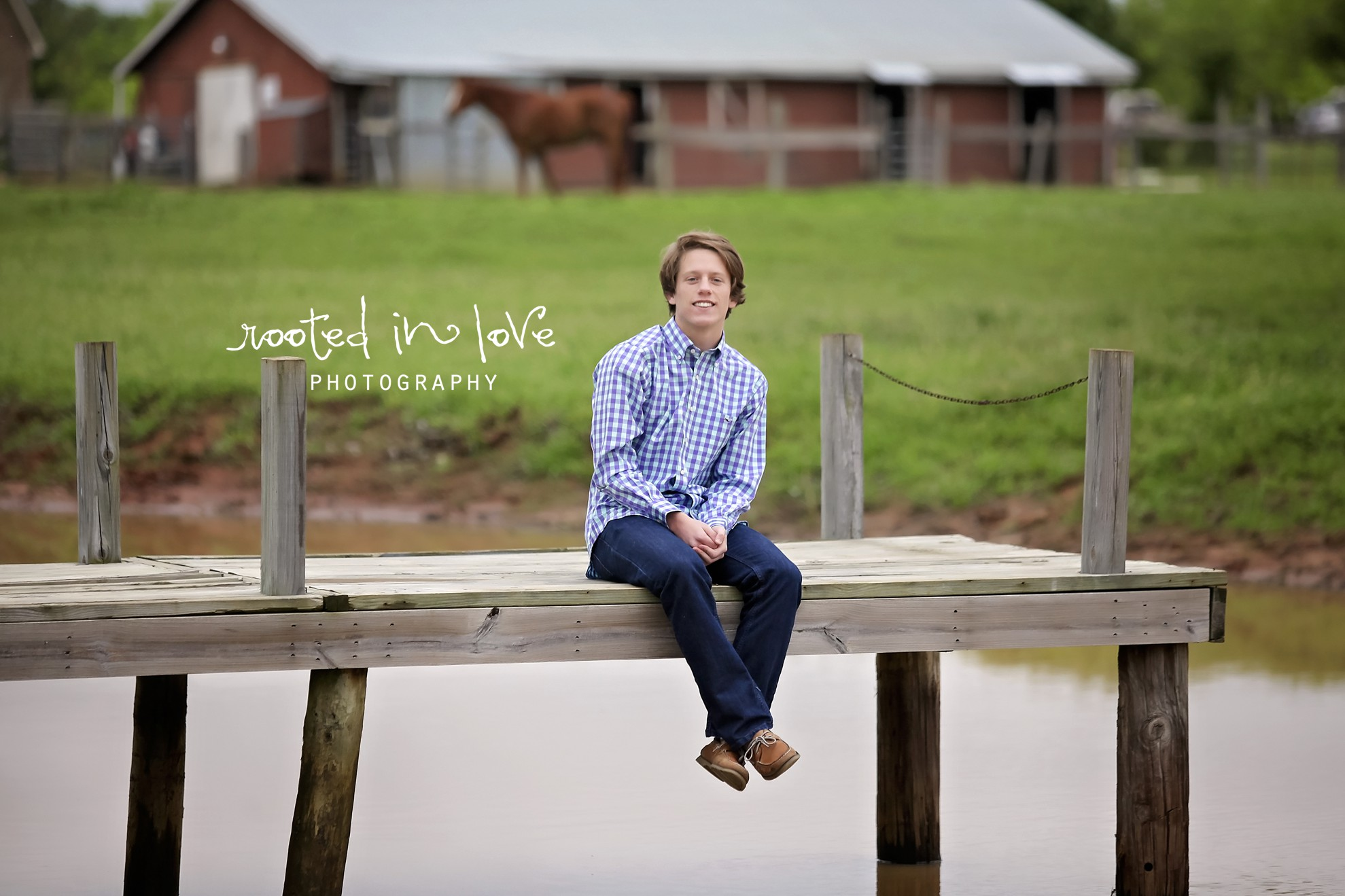 Tryston's graduating | Fort Worth guy senior session