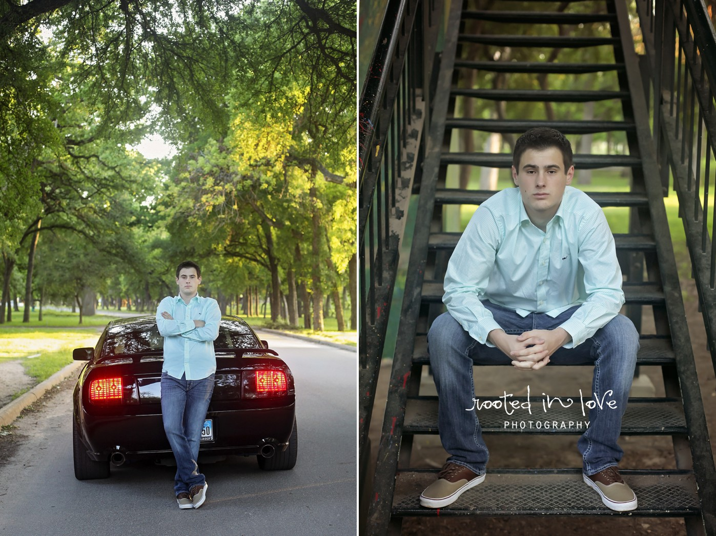 Aaron – Class of 2015 | senior guy session