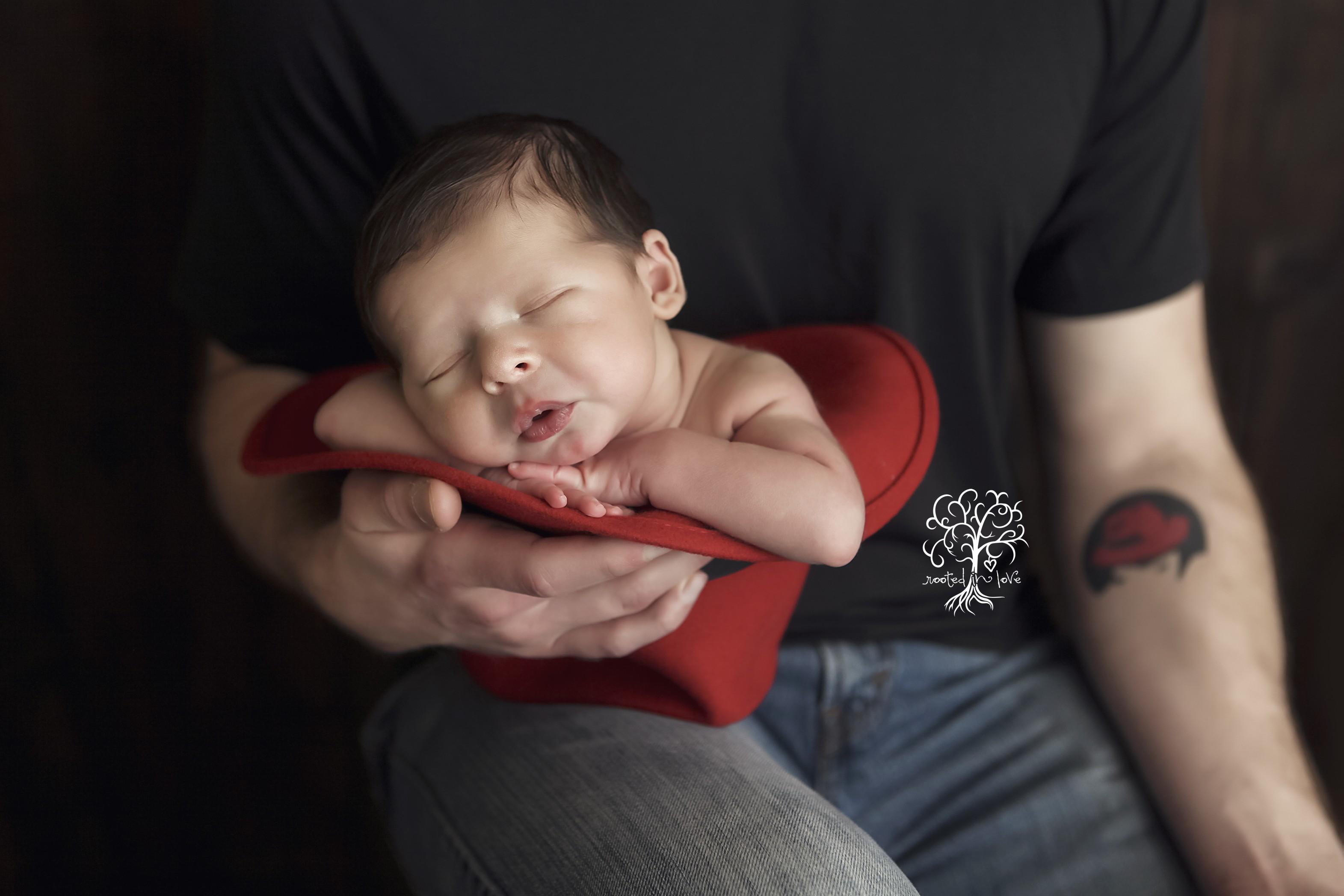 Baby Anderson |Fort Worth newborn photographer