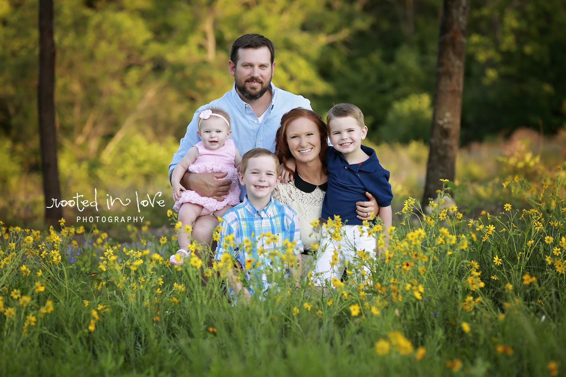 Capps family | Fort Worth family photographer