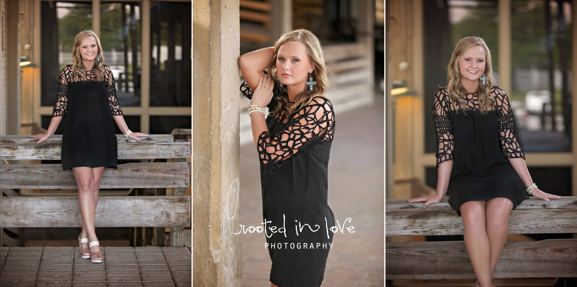 Bailey | Fort Worth rustic senior session