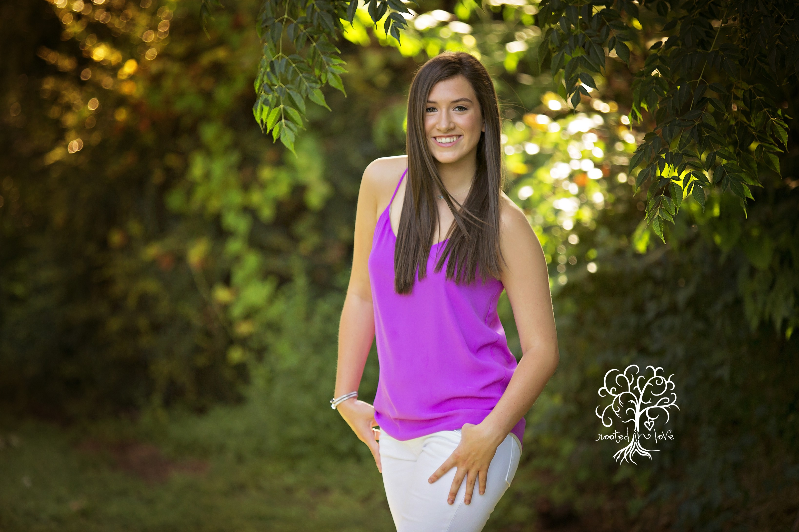 Delaney's senior session | Fort Worth senior photographer