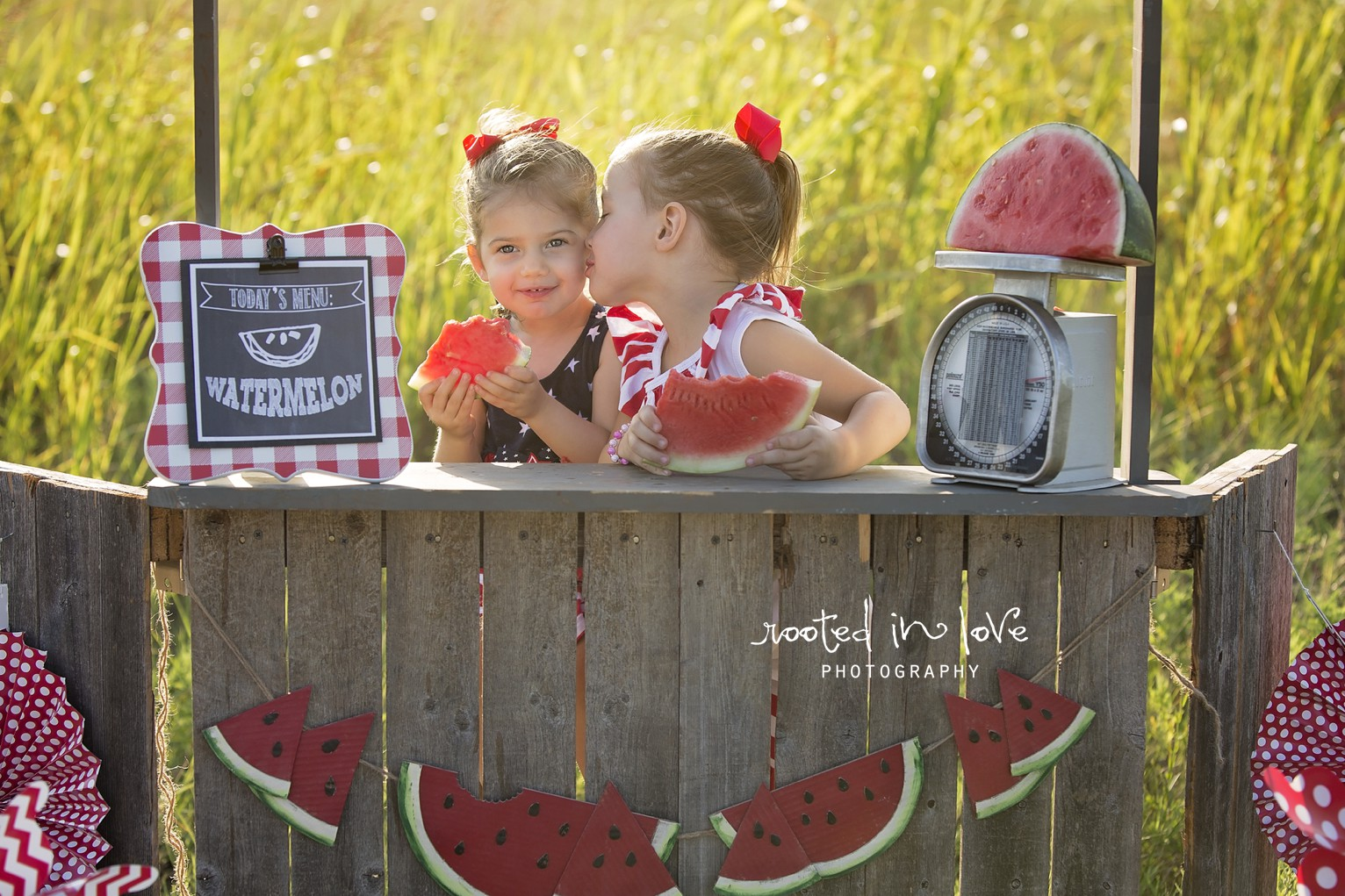 Watermelon mini sessions | Fort Worth photographer