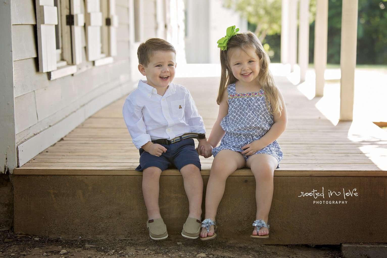 Morton cousin session | Fort Worth family photographer
