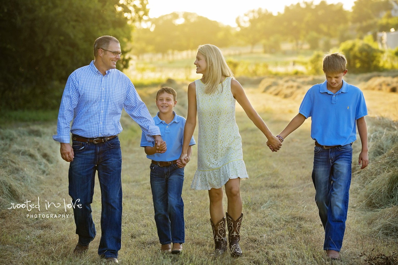 Snead family session | Aledo family photographer