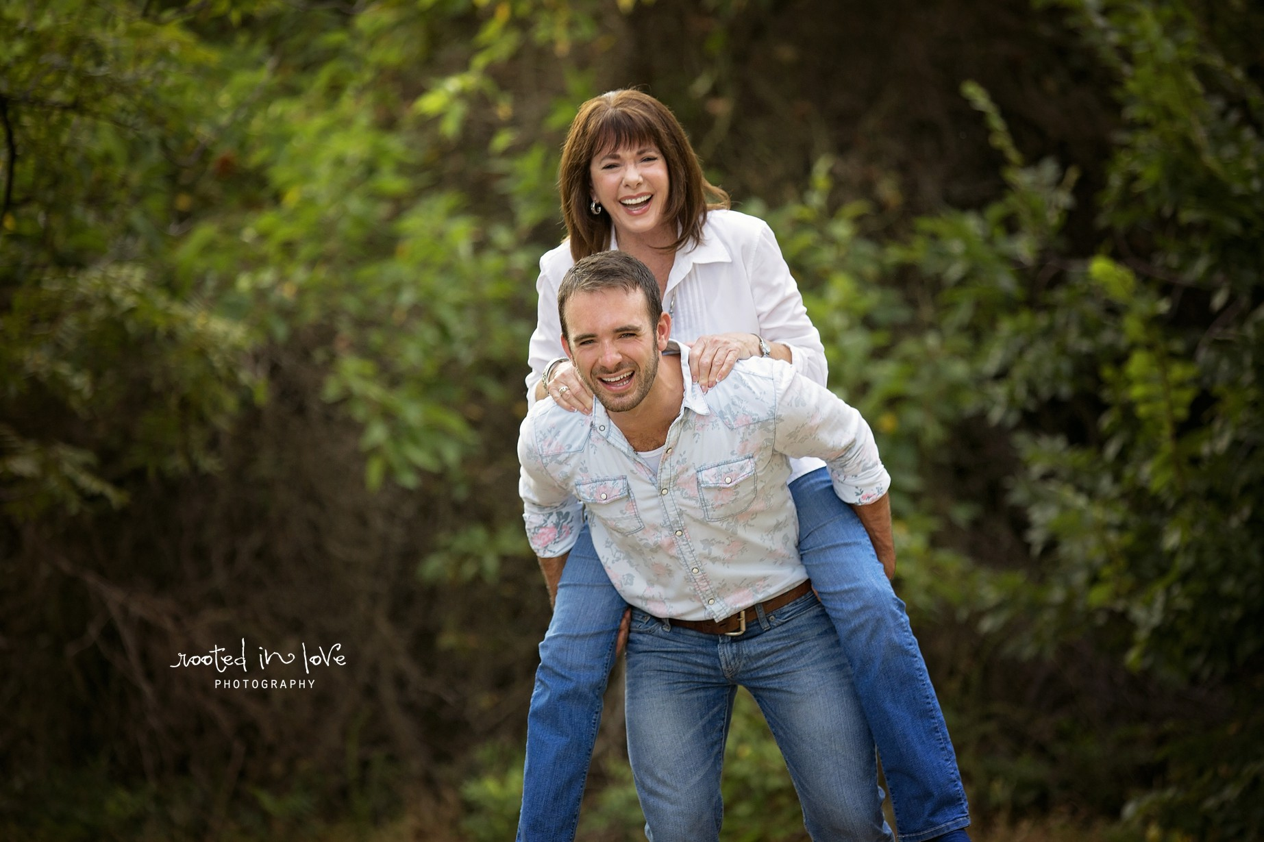 Danny & Mimi | Fort Worth family photographer