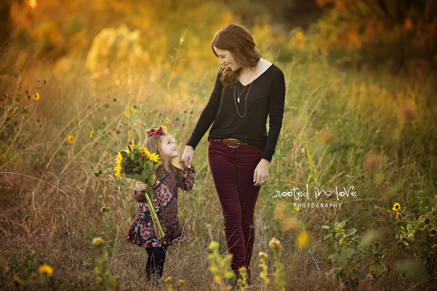 Mommy & Me session | Fort Worth family photographer