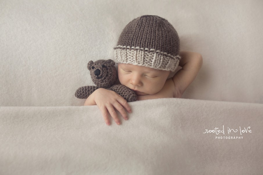 Max | Fort Worth newborn photographer