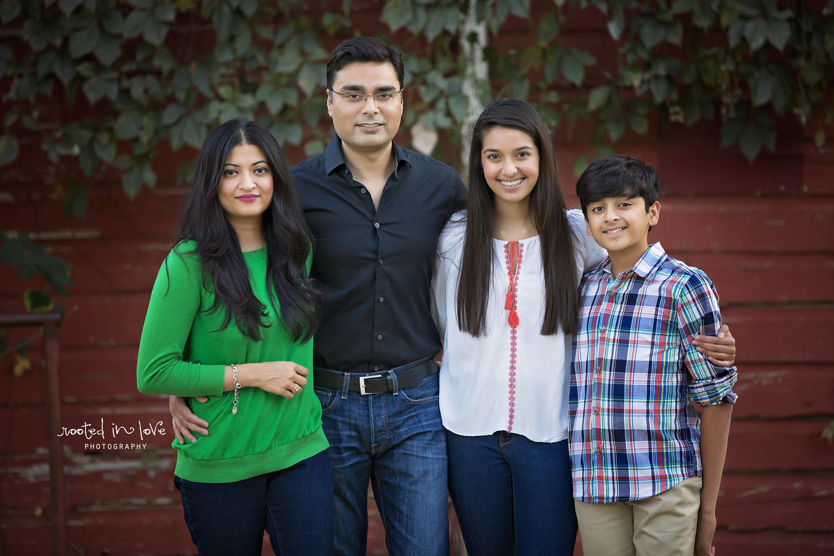 Mazhary family  DFW family photographer