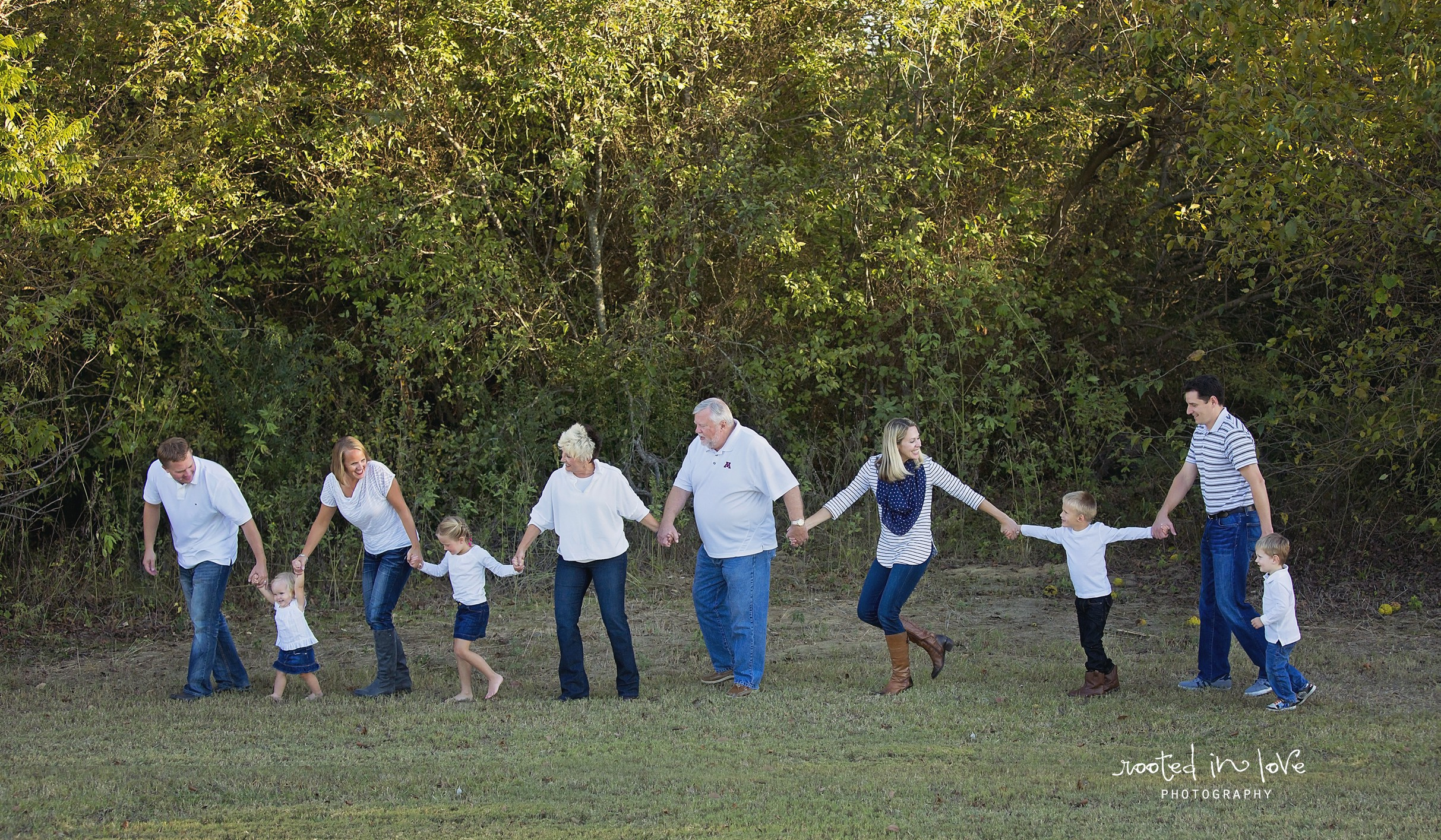 Gibson family | Fort Worth family photographer