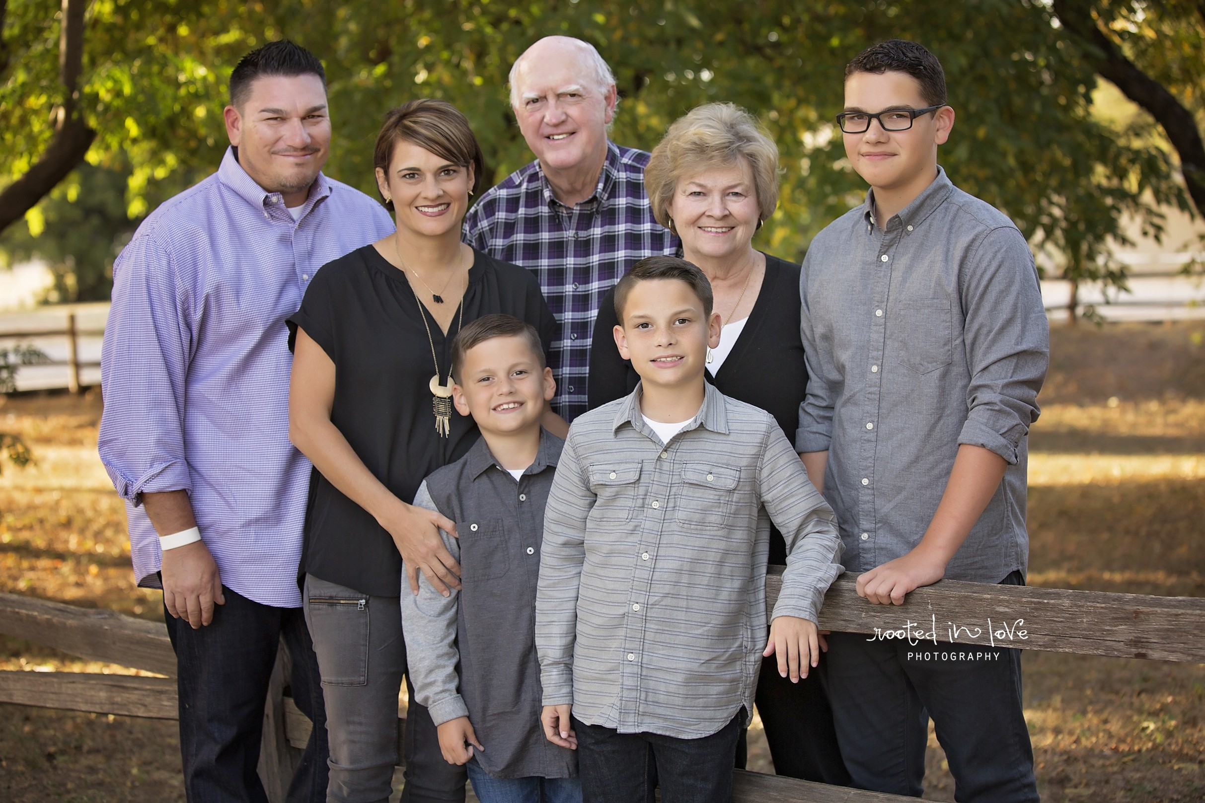 Smiley family | Fort Worth family photographer