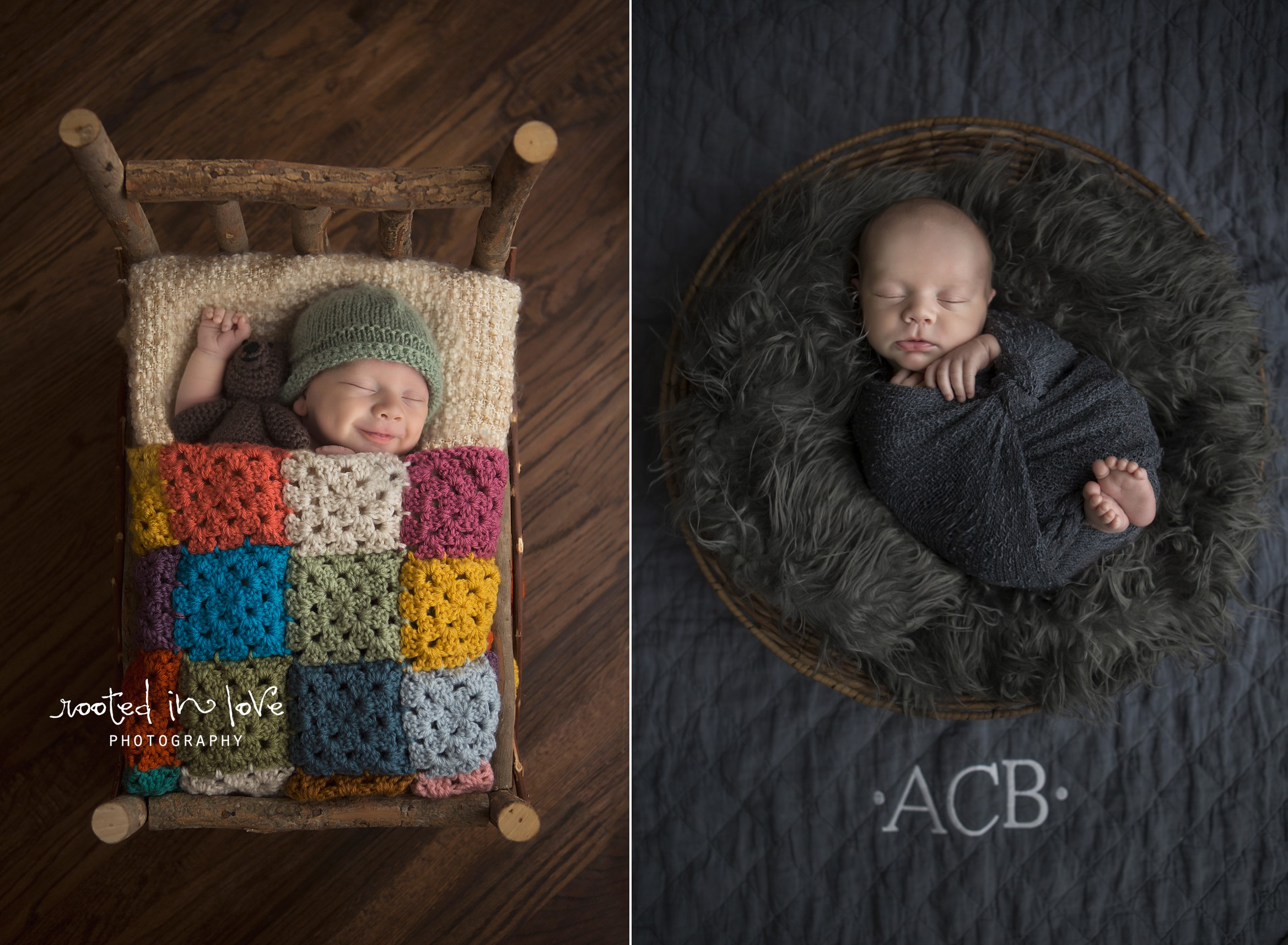 Adam's newborn session