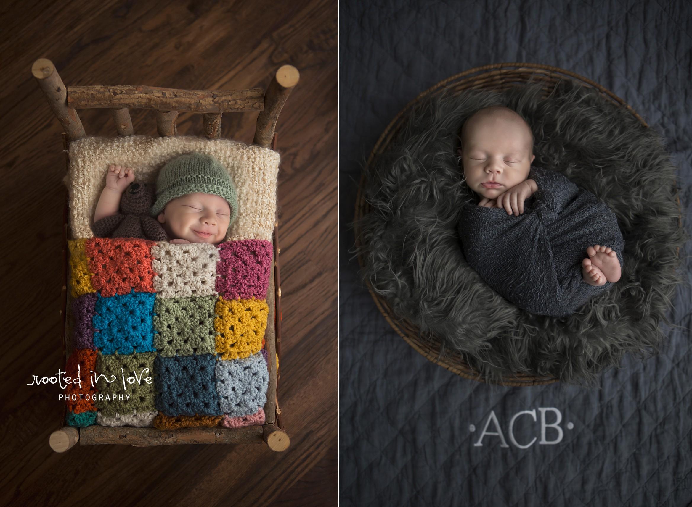 Adam's newborn session