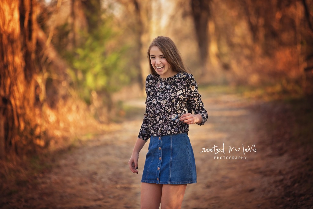 Fort Worth senior photos