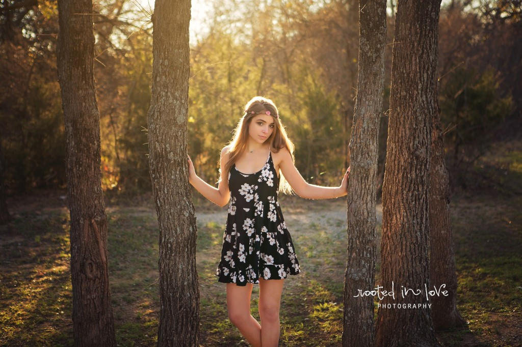 Fort Worth senior photos | Maddie's senior session