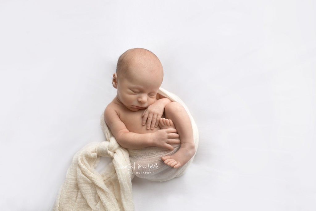 Fort Worth newborn session