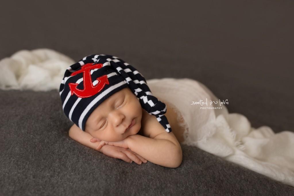 Baby Pierce's newborn session