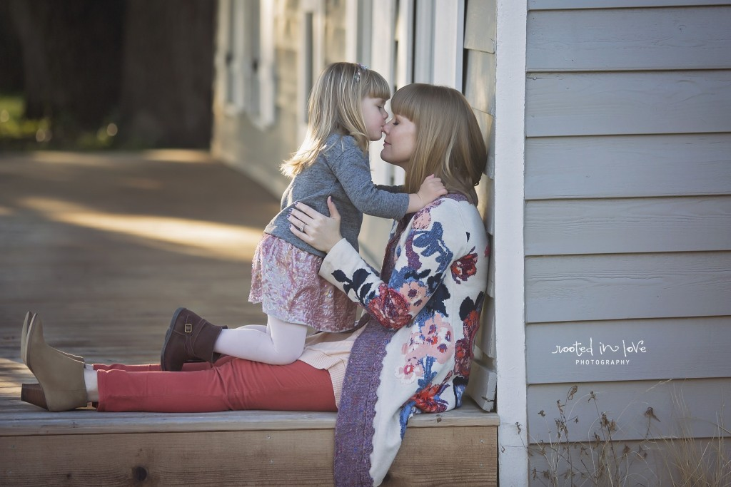 Fort Worth outdoor family session