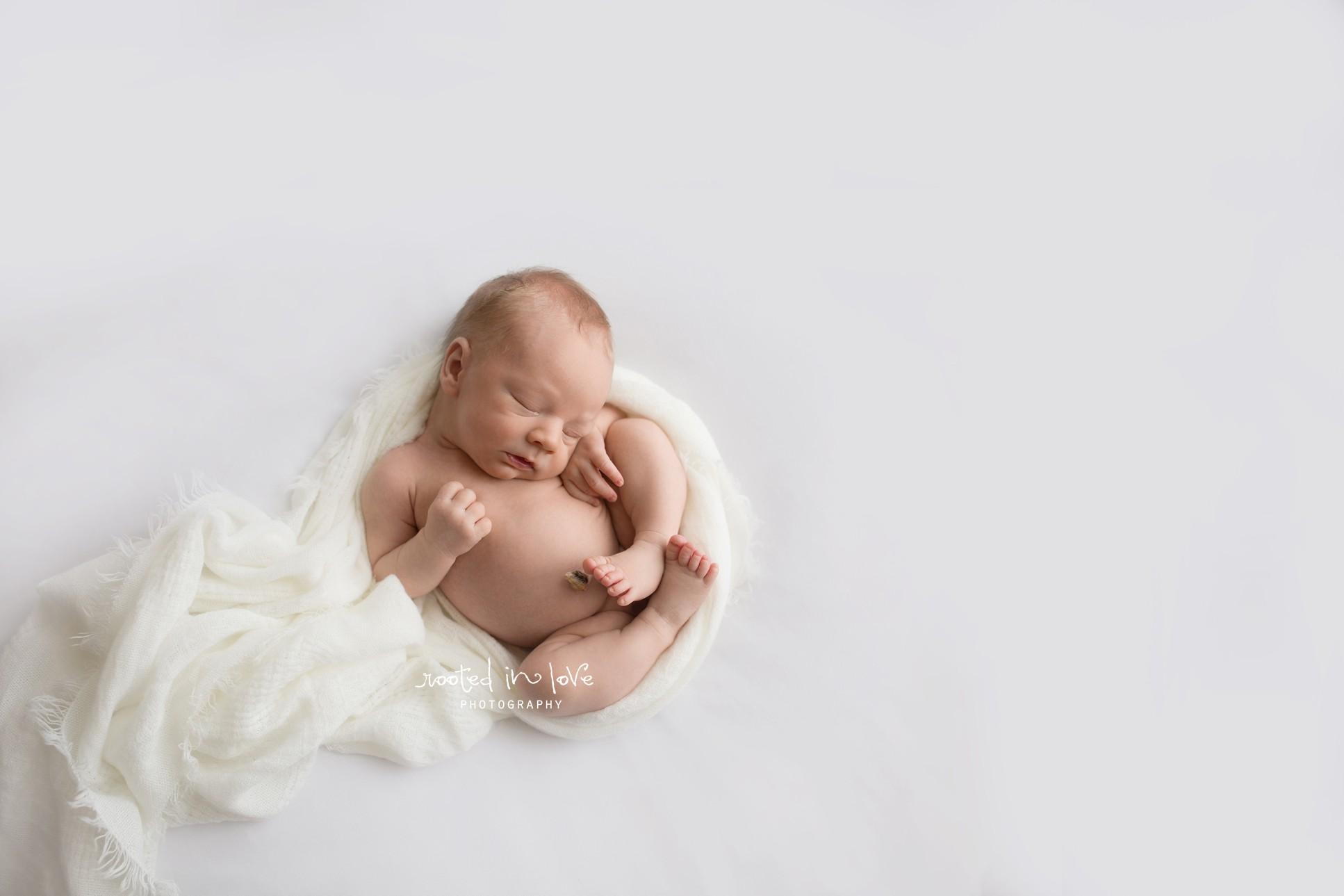 Coy's newborn session