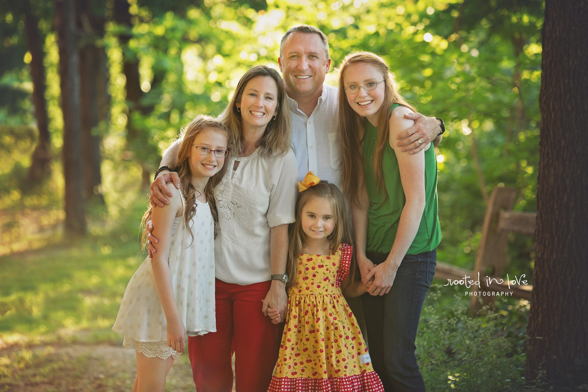 McLemore family session