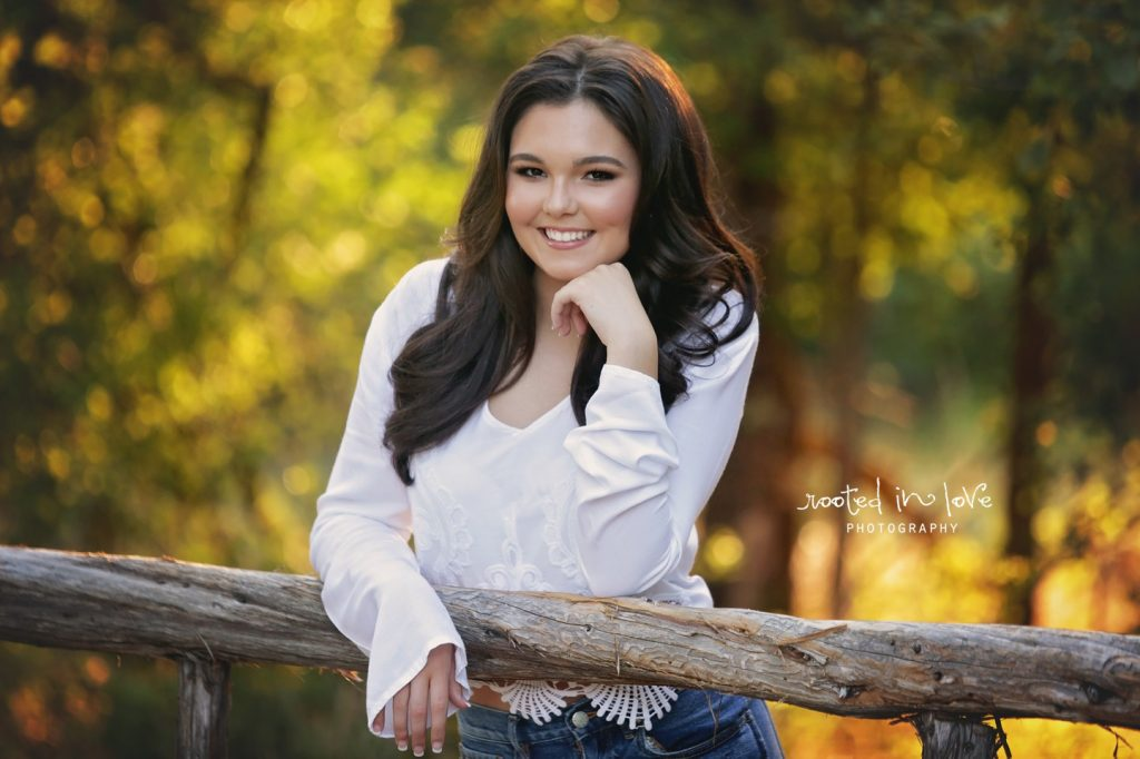 Savannah's summer senior session