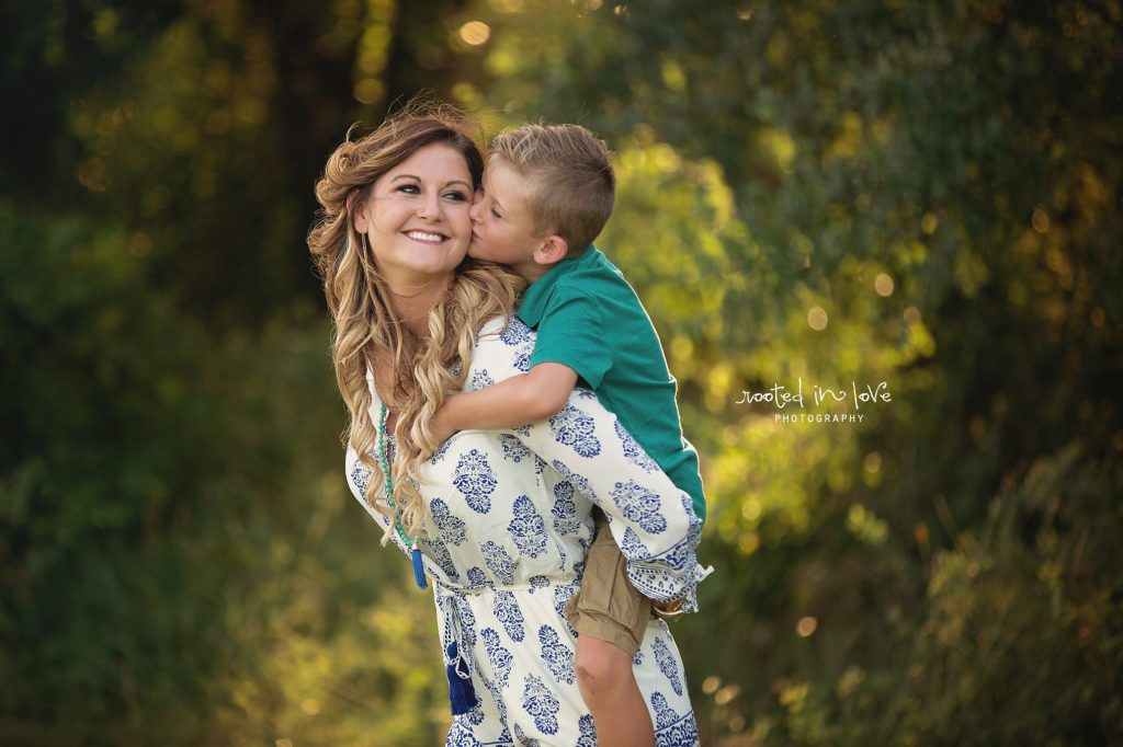 Mom and me session