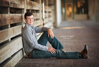 Will's senior session