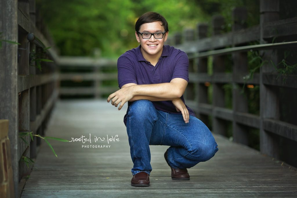 Japanese Gardens senior session