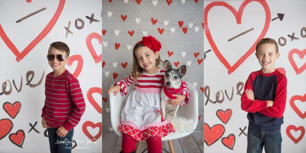 Valentine mini sessions 2017