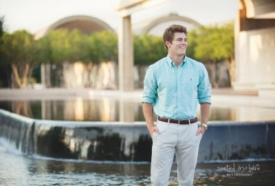 David's senior session