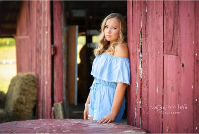 Madison's senior session
